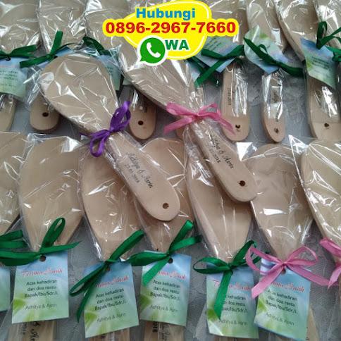 souvenir centong nasi besi 52551