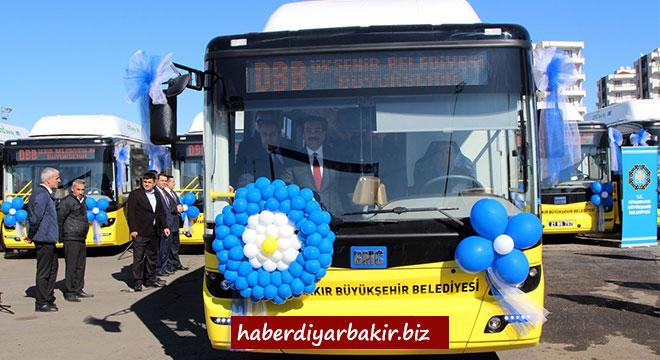 Diyarbakır YS1 belediye otobüs saatleri