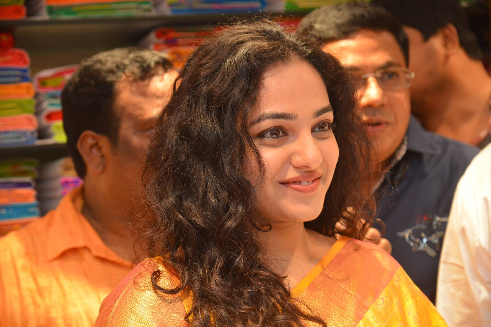 Nitya menon latest glam pics-HQ-Photo-4