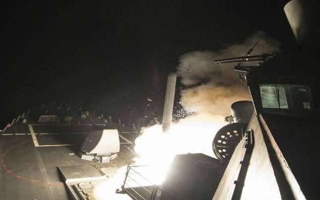 Οι ΗΠΑ βομβάρδισαν το κύρος της Μόσχας στη Συρία