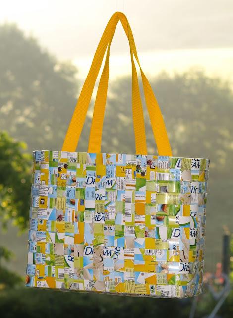 Φτιάχνουμε τσάντες από ανακυκλώσιμα υλικά  στο Μουσείο Μαρμαροτεχνίας