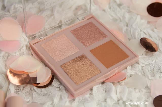Highlight & Contour Palette - L'Oréal Chromatic Bronze LE