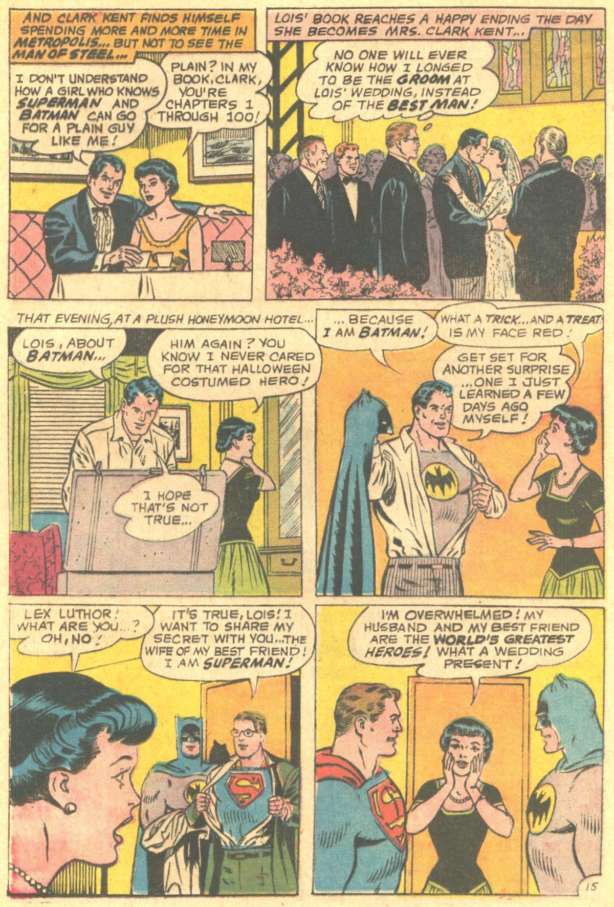 Read online World's Finest Comics comic -  Issue #167 - 21