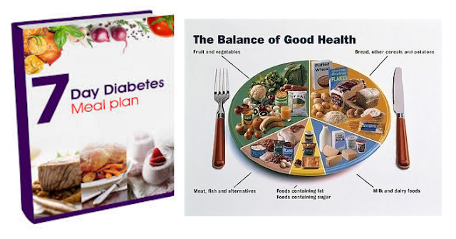 Treat and Cure Type 2 Diabetes in 7 Days Diet Plan