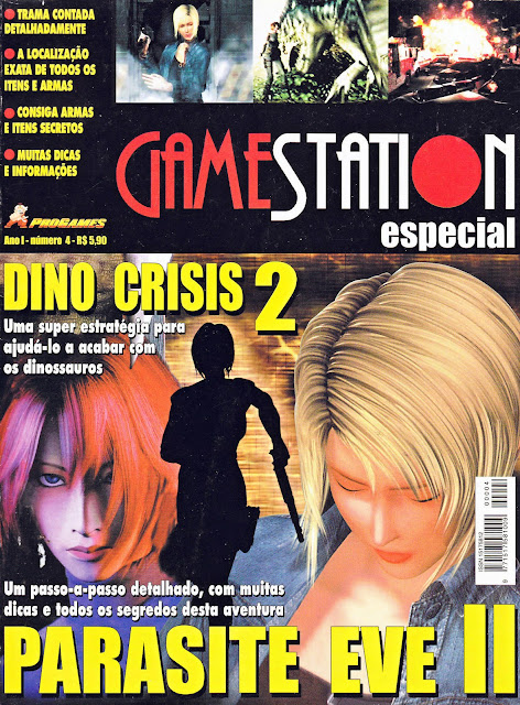GameStation Especial N.01