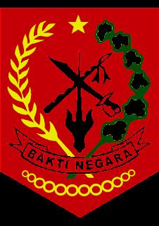 Lambang / logo pencak silat Bakti Negara
