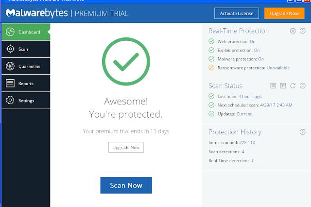 Malwarebytes anti malware تحميل