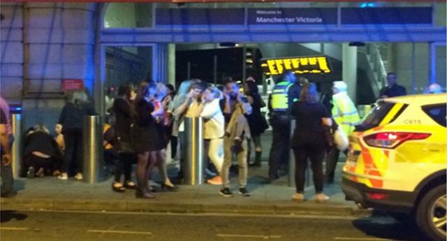 Varios muertos tras dos explosiones durante un concierto de Ariana Grande en Manchester