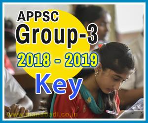 APPSC Panchayat Secretary Notification 2018