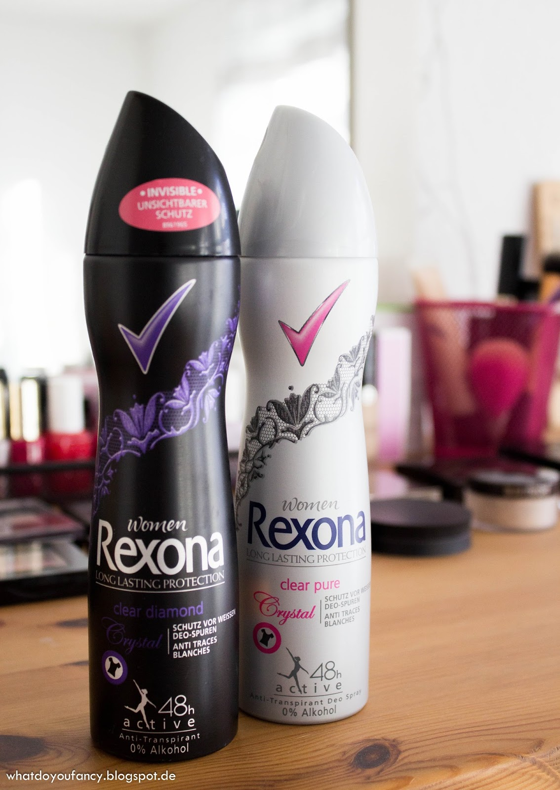 Rexona Clear Diamond Crystal