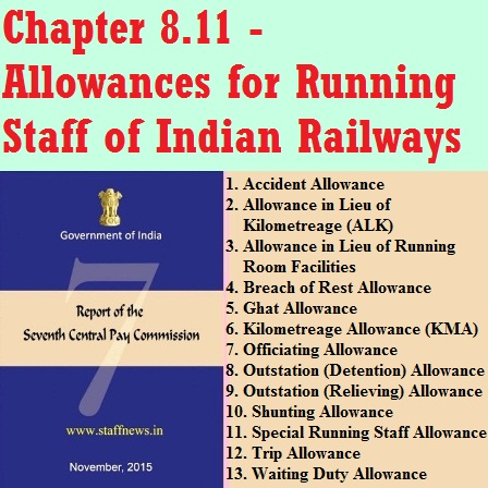 th cpc report running staff allowance also seventh pay commission allowances for of rh staffnews