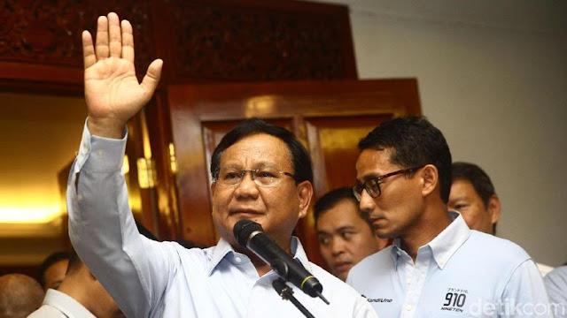Jubir Soal Video Boomerang Kocak Prabowo: Orangnya Asyik!