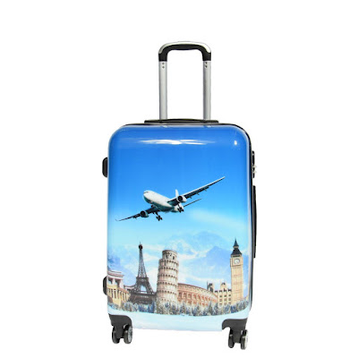 Lightweight suitcases