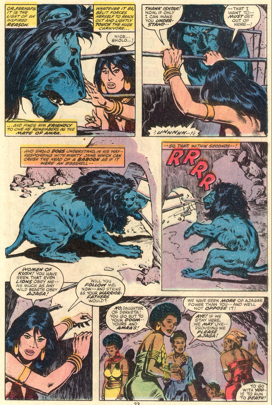 Conan the Barbarian (1970) Issue #96 #108 - English 14