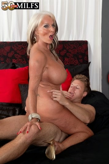 Have thought 60 plus milf april thomas think