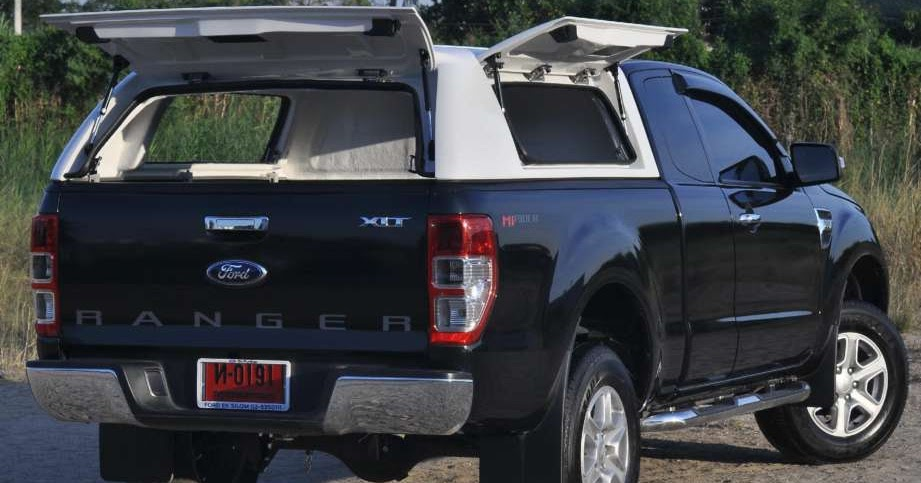 garage georges hard top pro super cabine ford ranger 2013. Black Bedroom Furniture Sets. Home Design Ideas