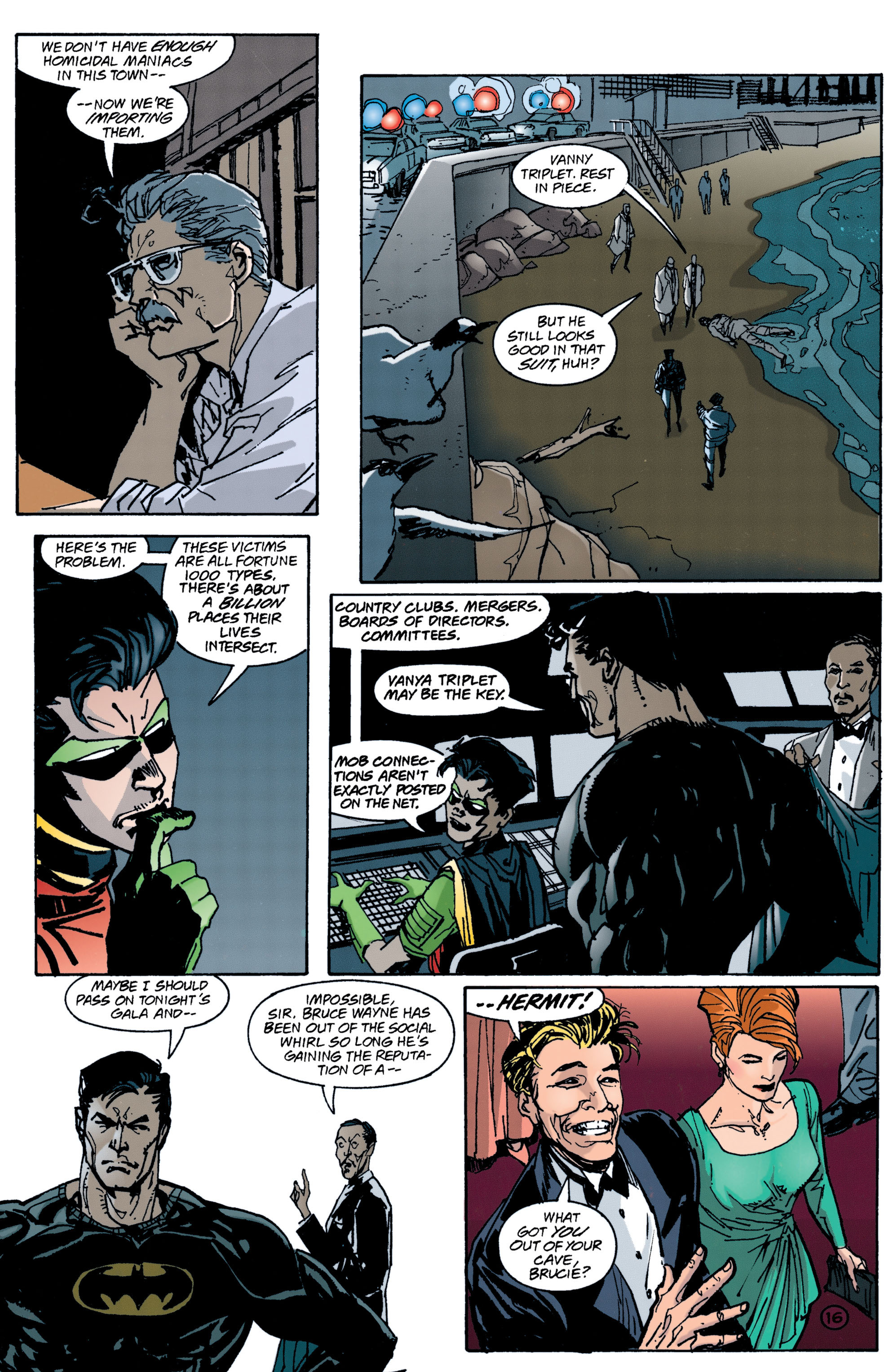 Detective Comics (1937) 708 Page 16