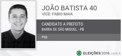 Juiz cassa mandato de prefeito da Paraíba e determina novas eleições