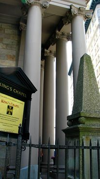 King's Chapel Boston by gurlayas.blogspot.com