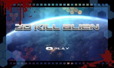 3D Kill Alien