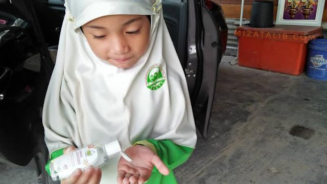 Selamat Untuk Kulit Sensitif dan Ekzema, Produk kanak-kanak, Chomel pilihan ibu bapa di malaysia, Hand Sanitizer & Foaming Hand Wash Dari CHOMEL BABY