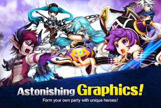 Grand Chase M Apk Vip Mod v1.0.14 for Android