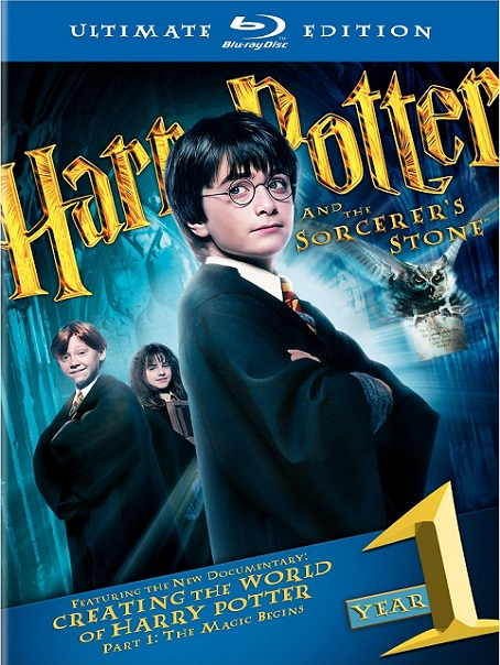 Harry Potter and the Sorcerer's Stone EXTENDED (Harry Potter y La Piedra Filosofal) (2001) m1080p BDRip 12GB mkv Dual Audio DTS 5.1 ch