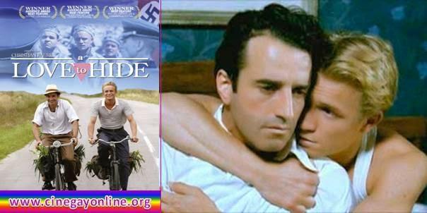 Un amor por ocultar, película