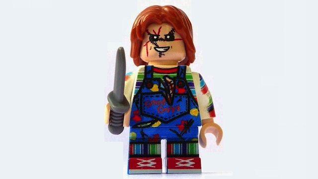 Lego Cult Of Chucky
