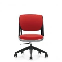 Novello Armless Office Chair