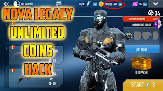 N.O.V.A Legacy Mod Apk Unlimited Money [Offline] for Android Free Download