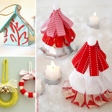 Christmas Party Ideas & DIY Crafts