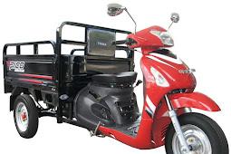 MOTOR RODA TIGA TOSSA PICO 110cc