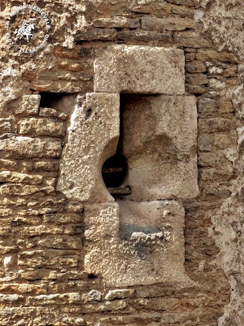 CHATEAUNEUF-EN-AUXOIS (21) - Château-fort