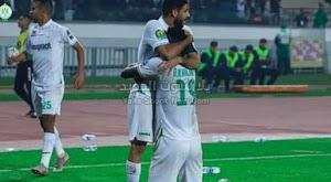 نادي مولودية وجدة يفرض التعادل الاجابي على فريق الرجاء في الدوري المغربي