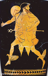 Penpalling and Letters: Hermes, the herald of gods