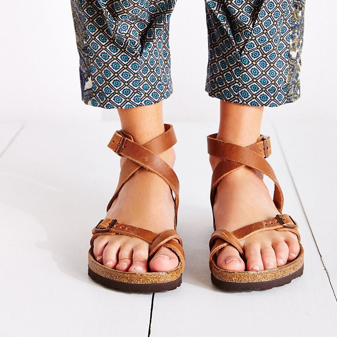 12081d1da618 Yara s are the holy grail of Birkenstock. Consider yourself luck