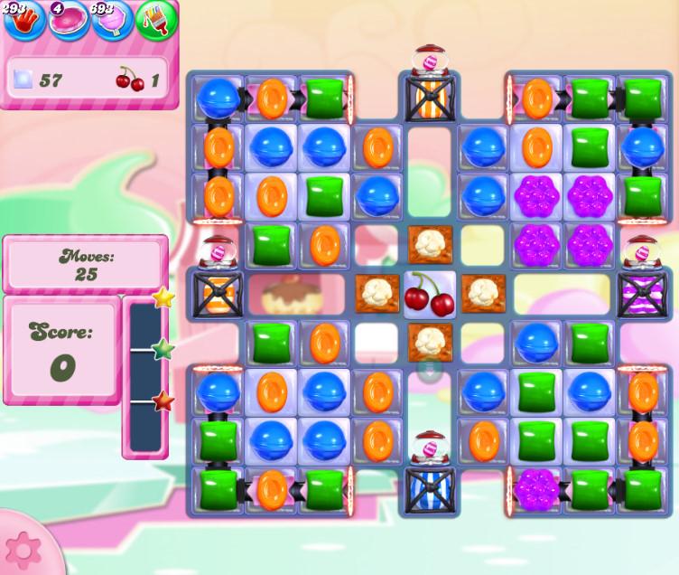 Candy Crush Saga level 2805