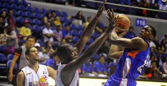 Top 50 FREE THROWS Made Leaders 2015 PBA Commissioner's Cup ELIMINATION