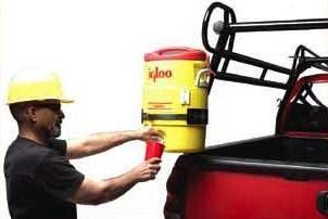 Rack-it Truck Racks: Rack-it Water Jug Option - Great for ...