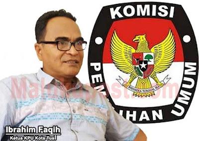 KPU Kota Tual Siap Menuju Tahapan Penyelenggaraan