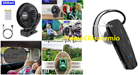 Logo Diventa tester e vinci gratis un Auricolare Bluetooth AngLink