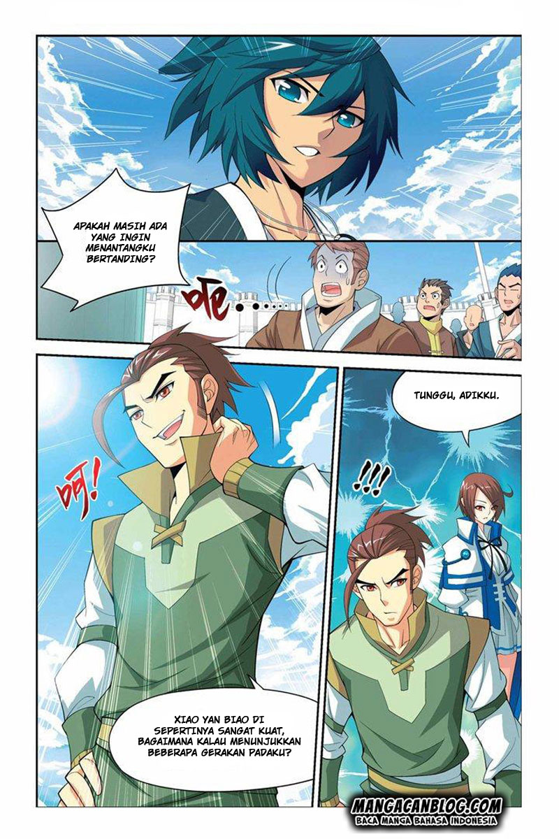 Battle Through Heaven Chapter 11-3
