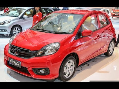 New 2016 Honda Brio Facelift Hd Images