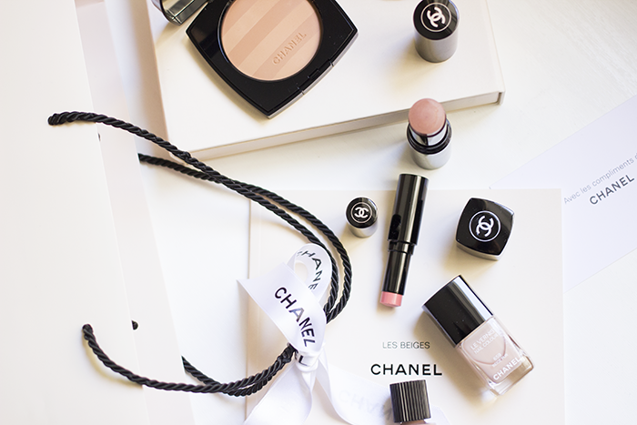 Chanel Les Beiges Summer 2015 Collection