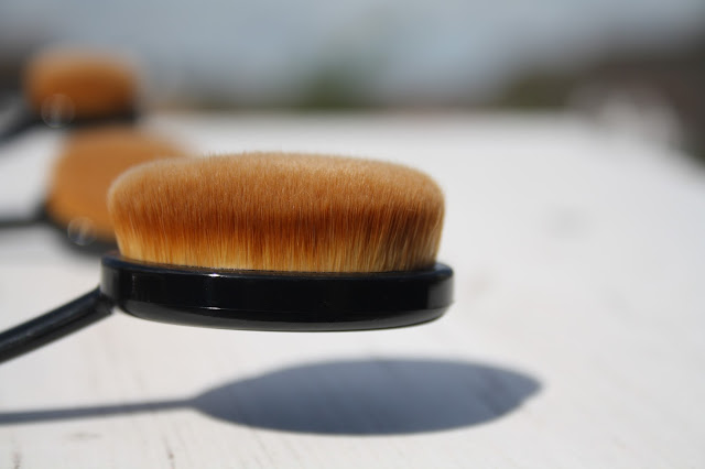 Primark PS Pro oval brushes