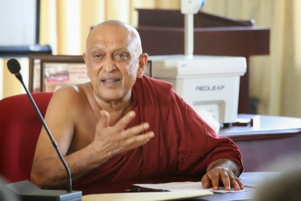 'Government Is Using Even National Anthem For Propaganda' Maduluwawe Sobitha Thera