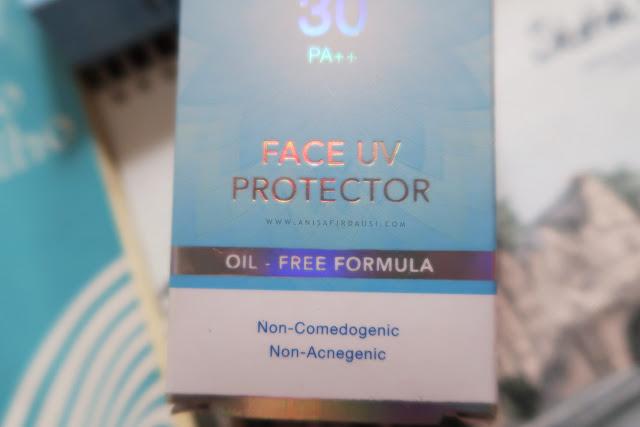 Manfaat Melanox Premium Face UV Protector SPF 30 PA++