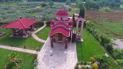Το Εκκλησάκι του Γέροντα Παϊσίου στην Αλεξανδρούπολη (φωτογραφίες κ βίντεο)