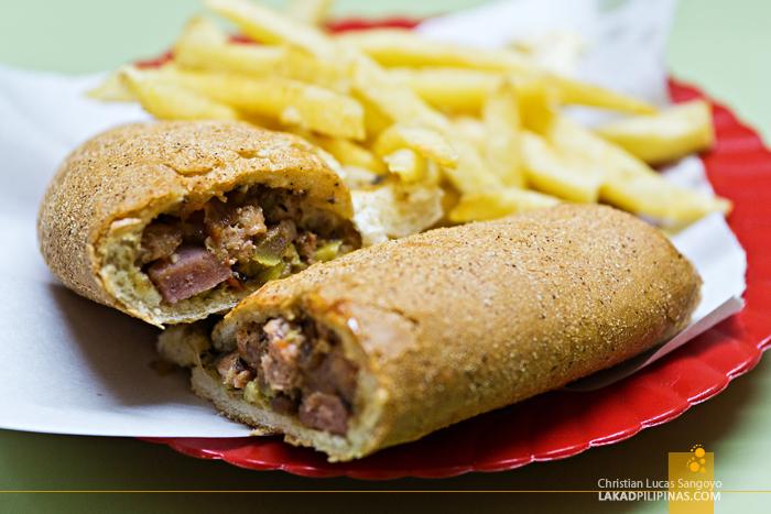 Panini Poulet Casablanca Food Trip